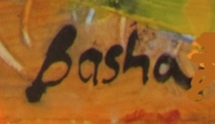 Basha Maryanska Signature