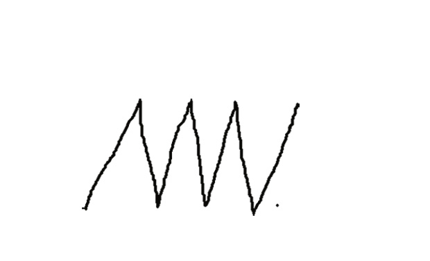 Maeve Wright Signature