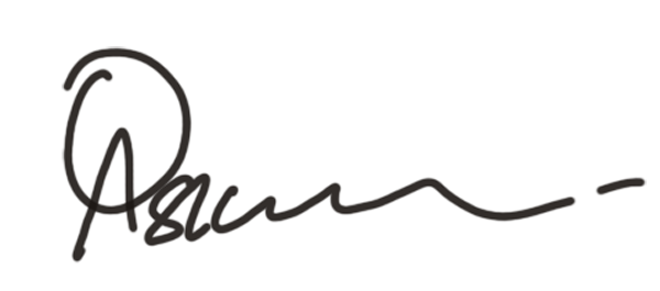 Osama Askoura Signature