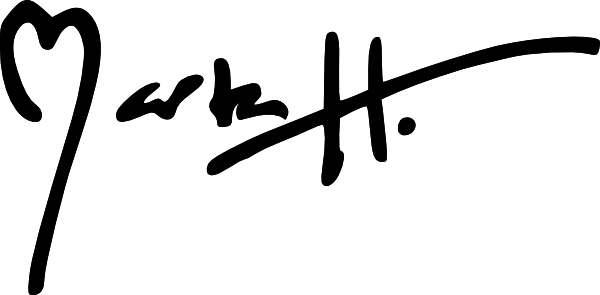Marta Harvey Signature
