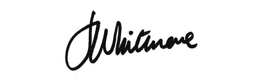Jillian Whitmore Signature