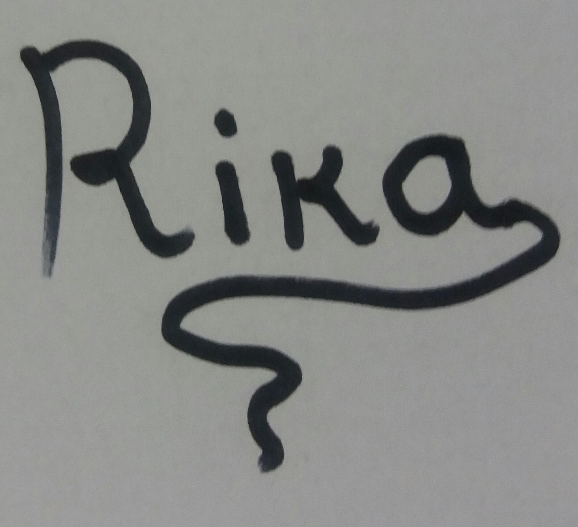 Rivka sheffer Signature