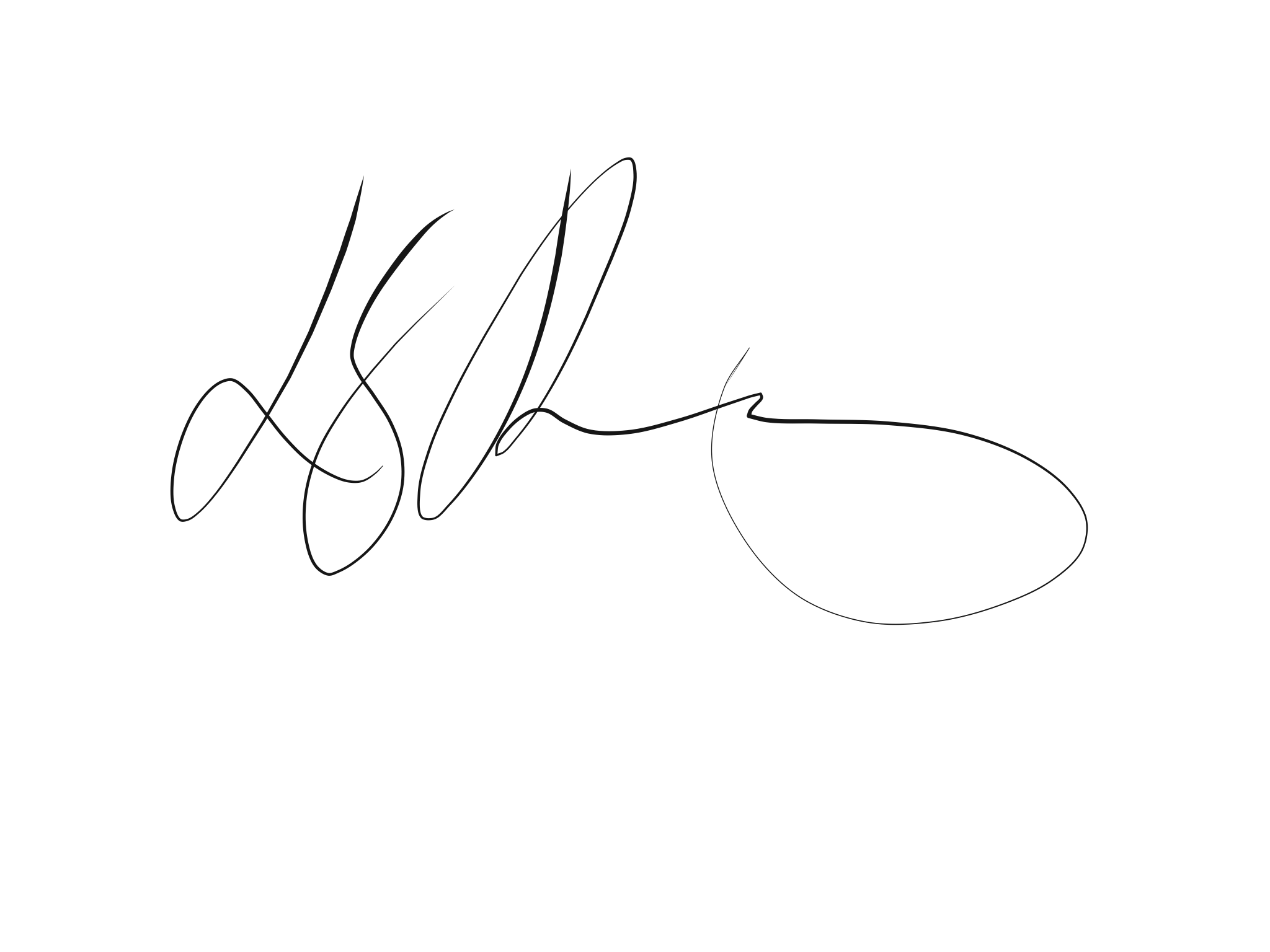 Lyn Hurring Signature