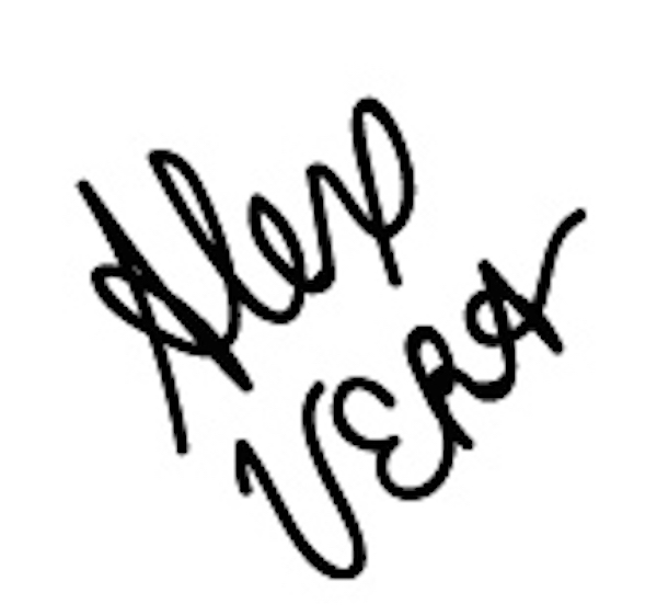 Alex Vera Signature