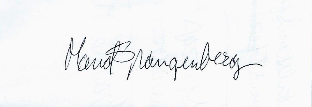 maud spangenberg Signature