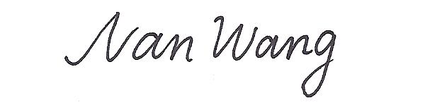 Nan Wang Signature