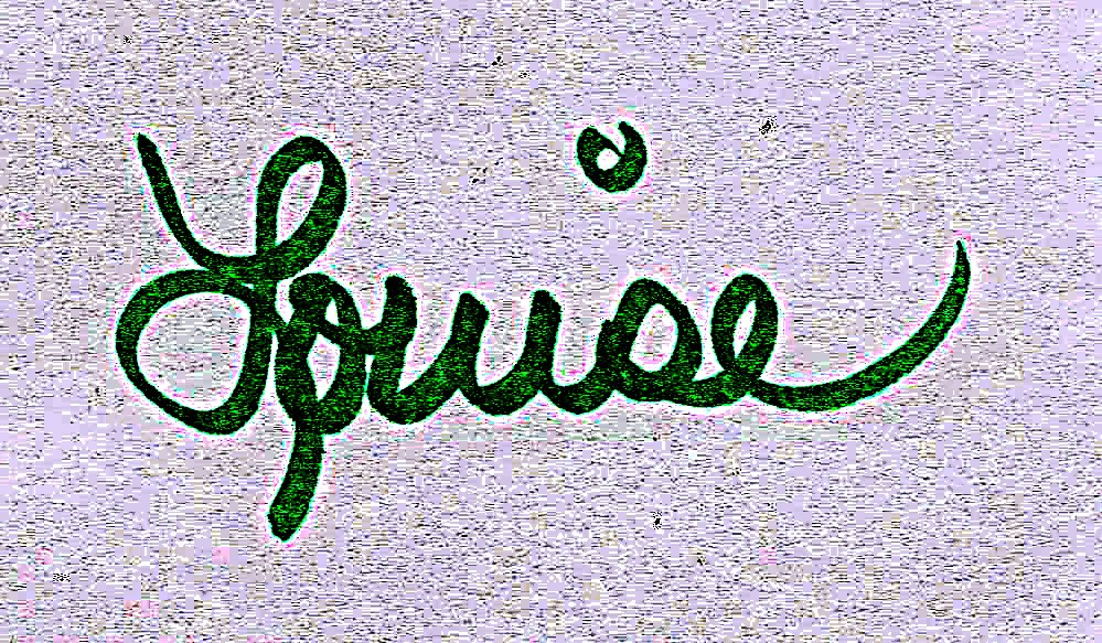 Louise Walden Signature