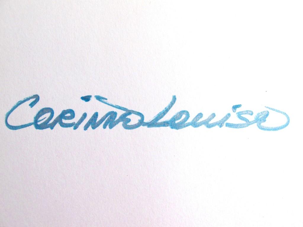 Corinne Louise Signature
