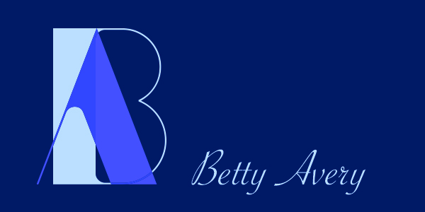 Betty Avery Signature