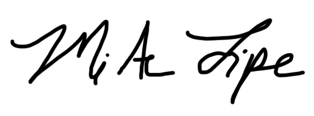 Mi Ae Lipe Signature