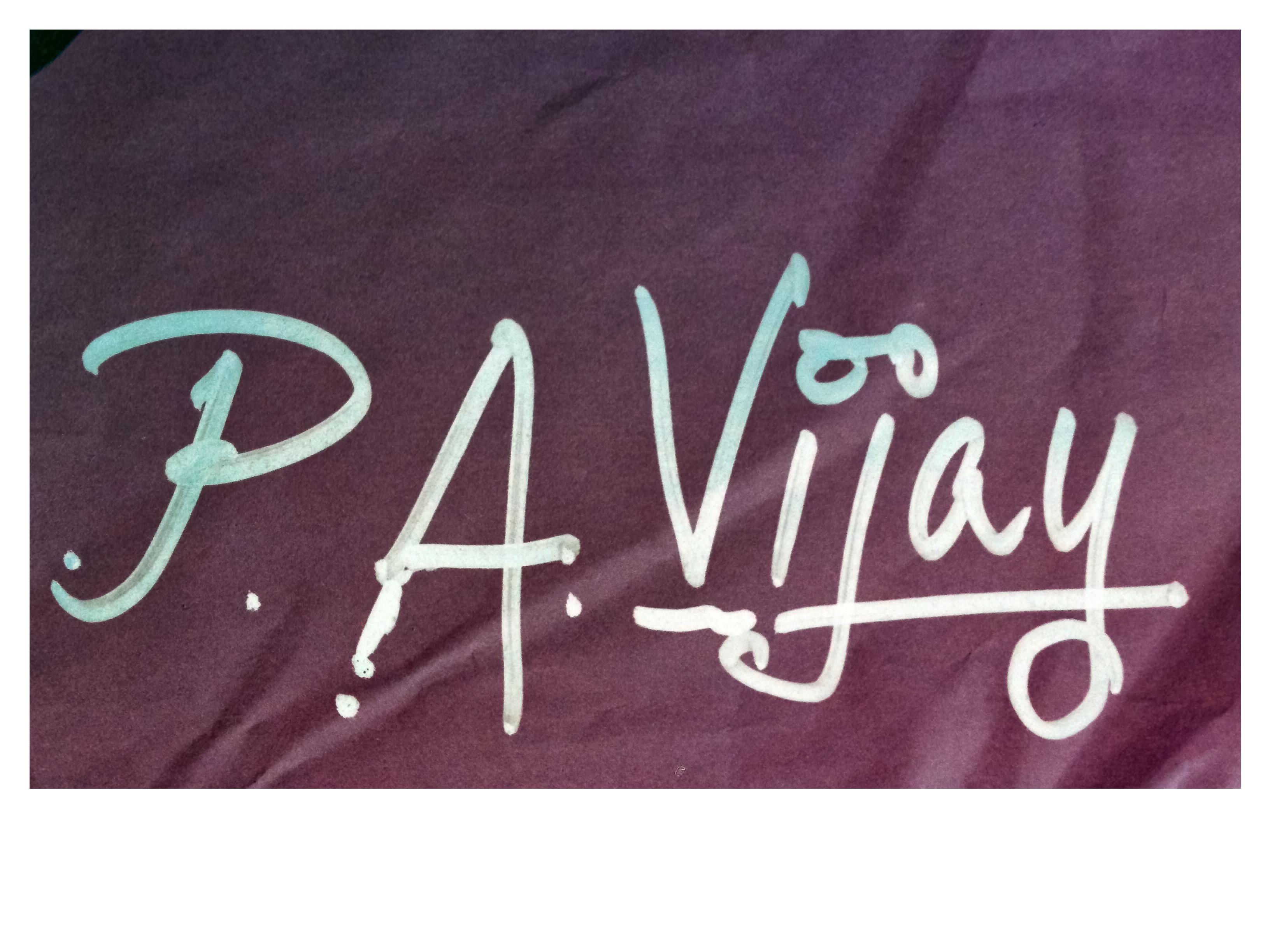 Vijaykumar  Pulawar Signature