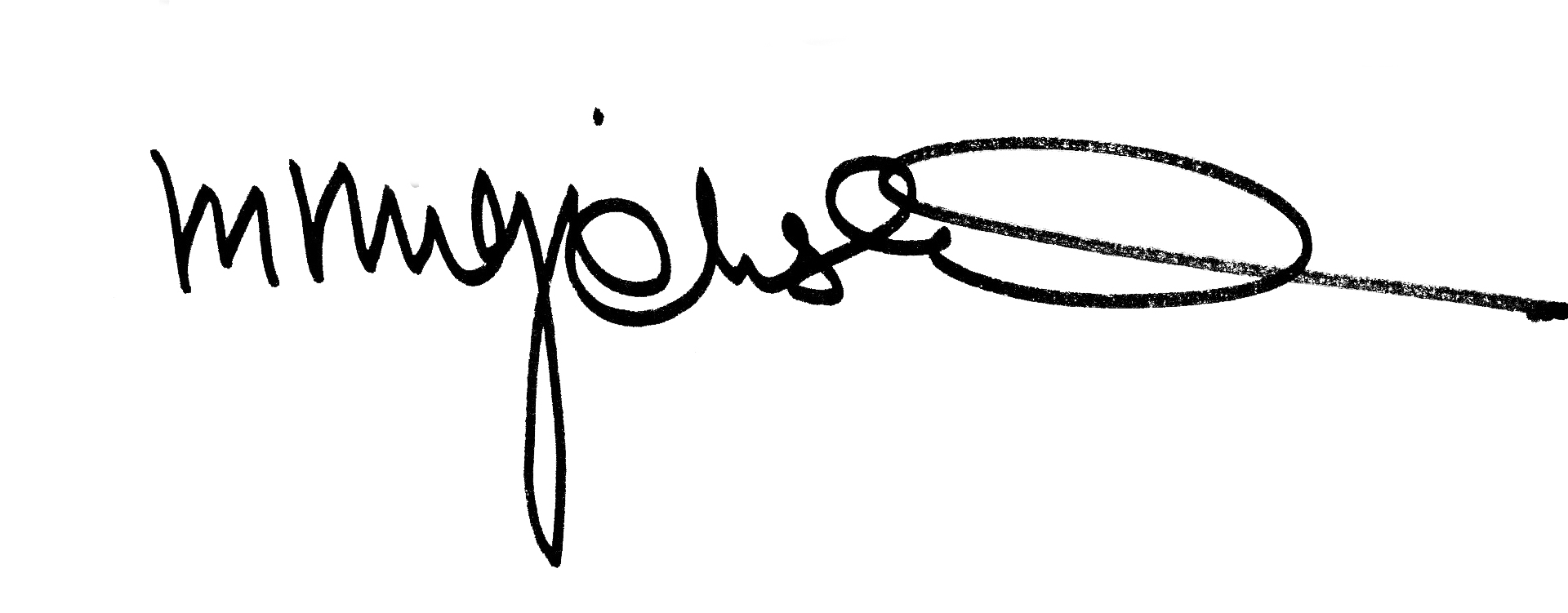 Margo MajEWSKA Signature