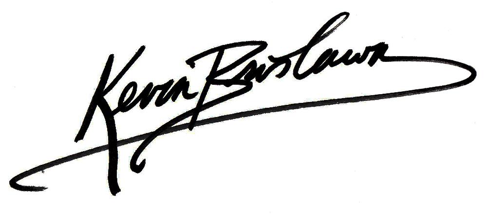 Kevin Brislawn Signature