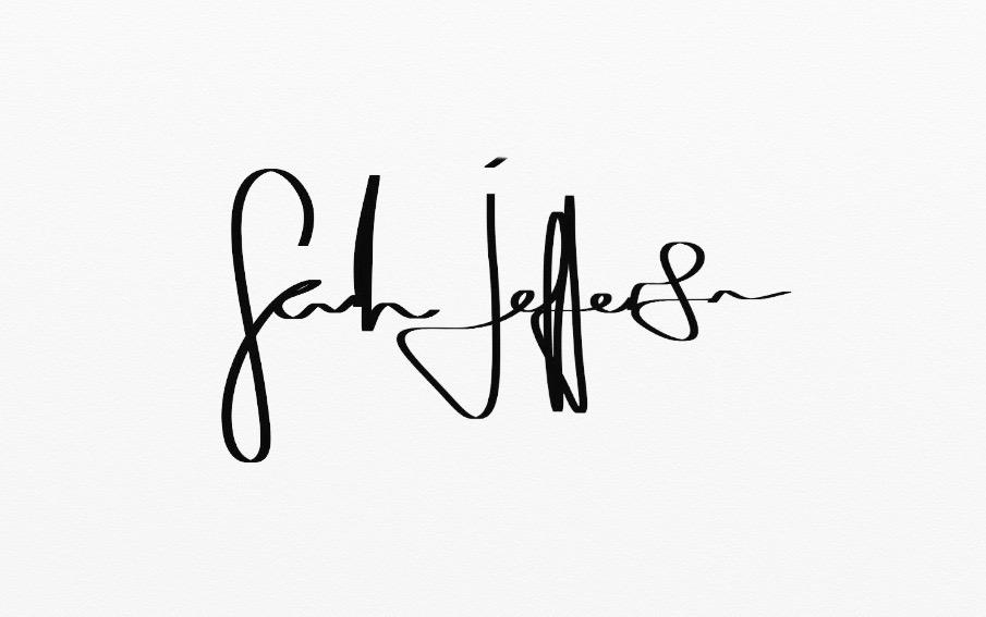 Sarah Jefferson Signature