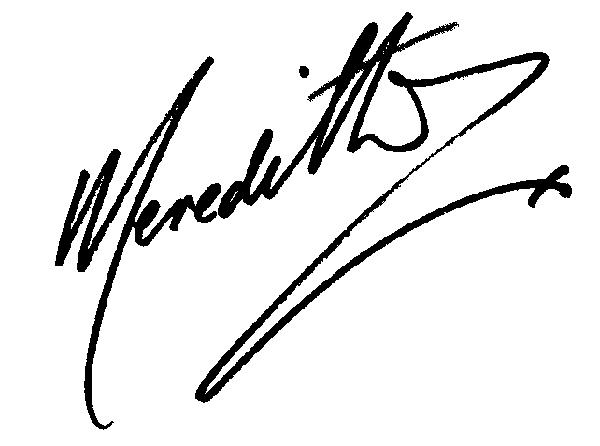 Meredith Kemp-Ghani Signature