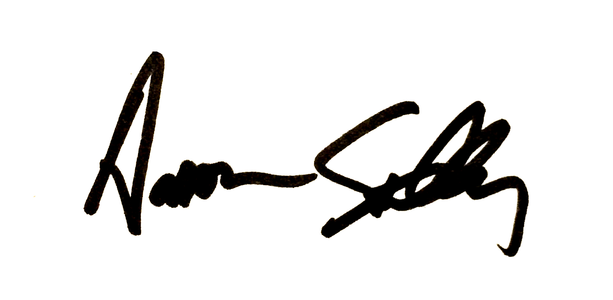 Aaron Stilley Signature