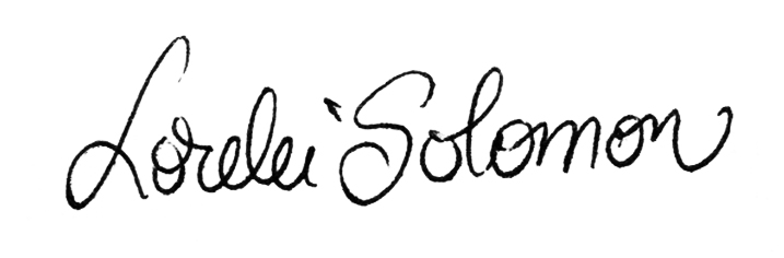 Lorelei Solomon Signature