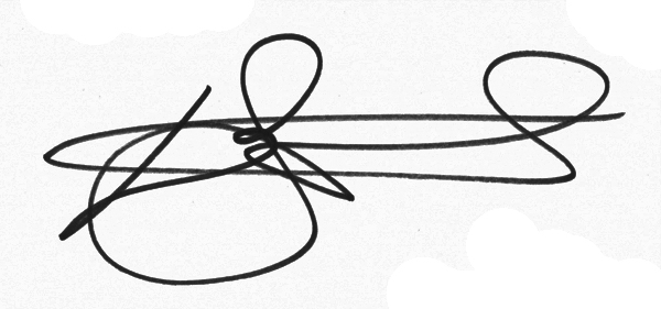 Lauren Stout Signature