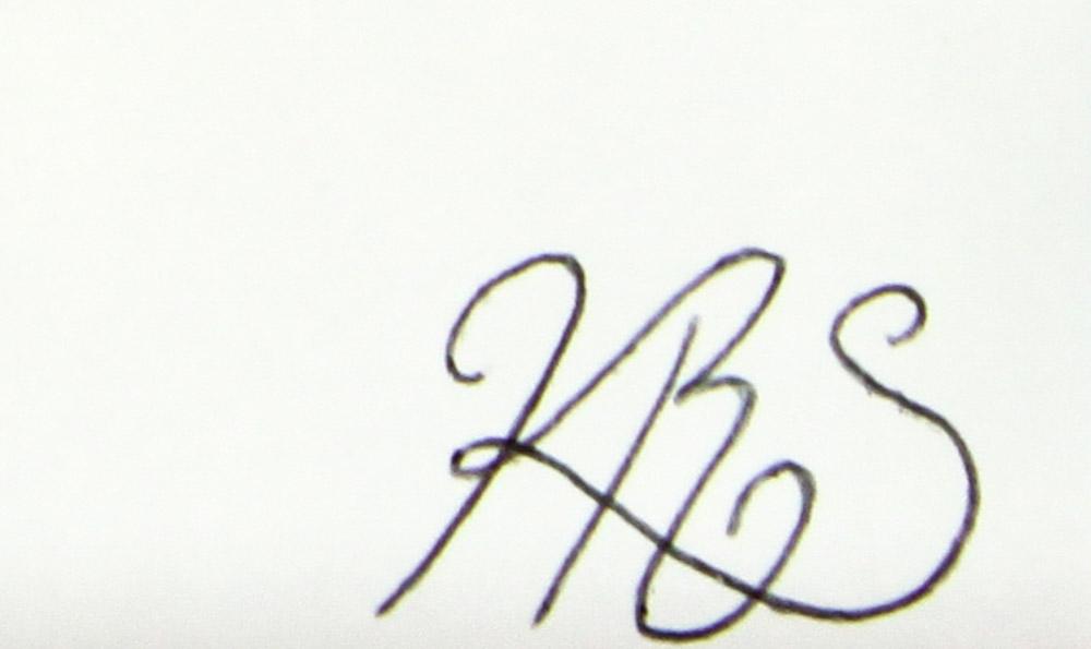 Katlen Smithers Signature