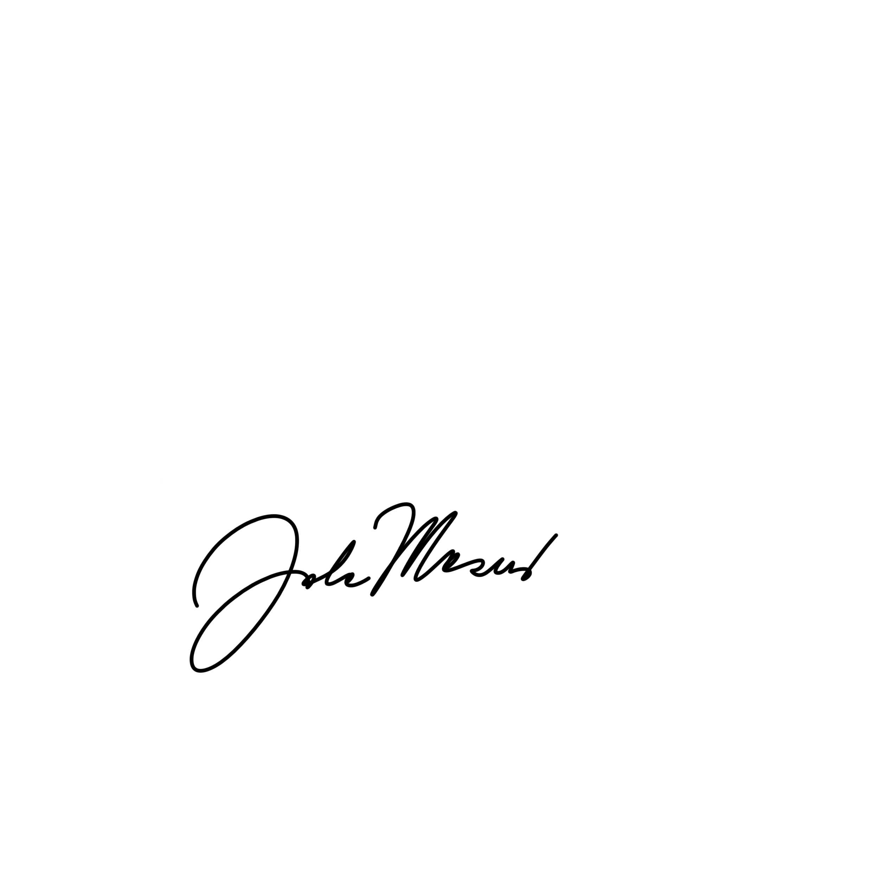 Jola Mazur Signature