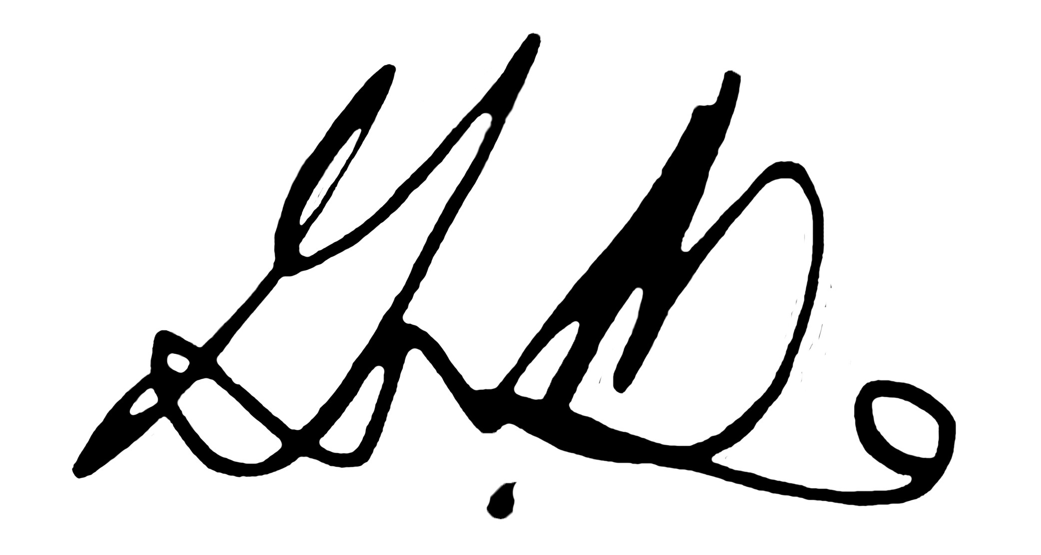georginna Deros Signature