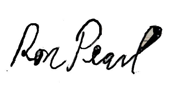 Ron Pearl Signature