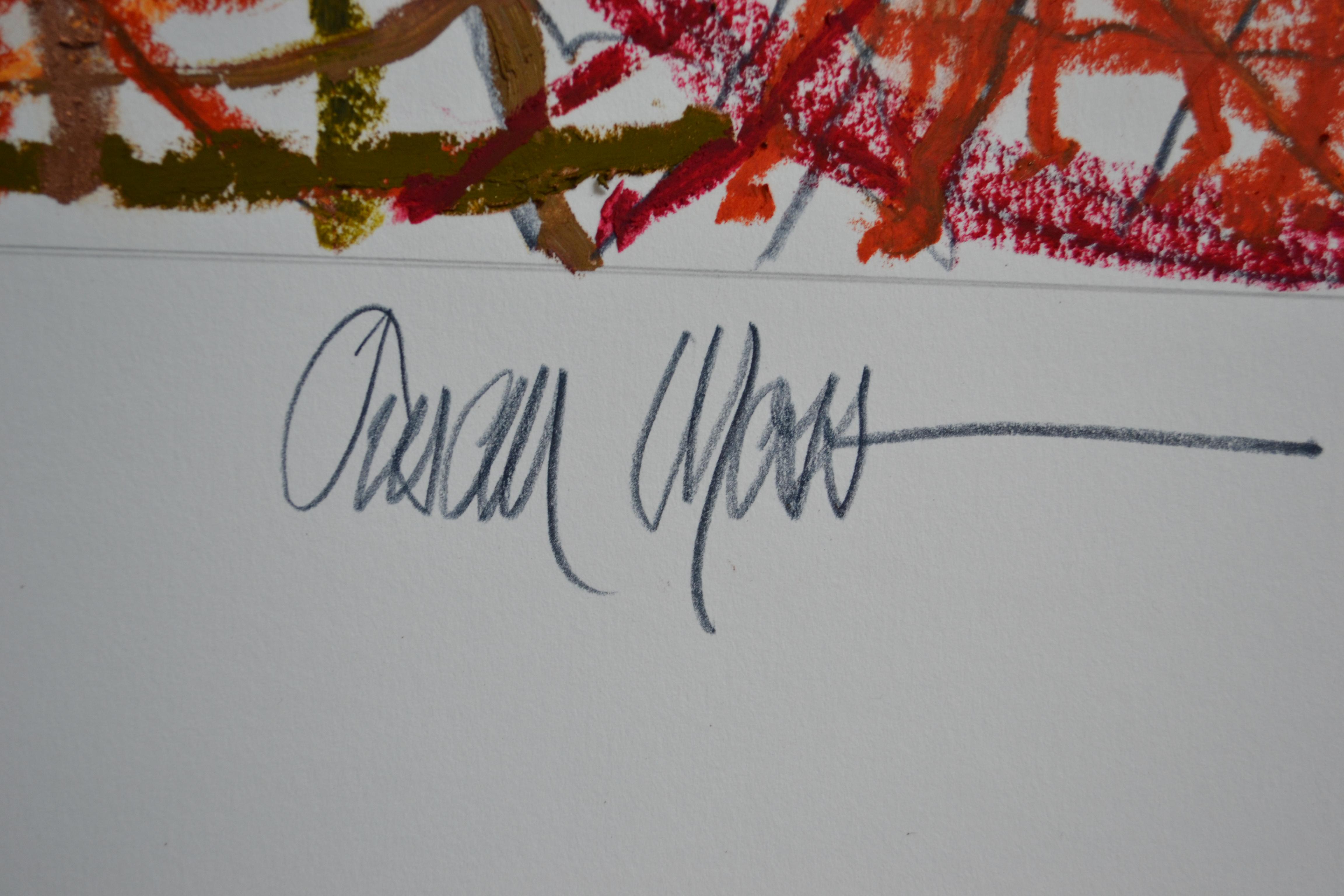 susan Moss Signature