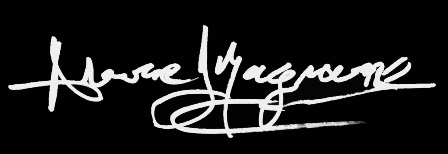 Bruce Magrane Signature