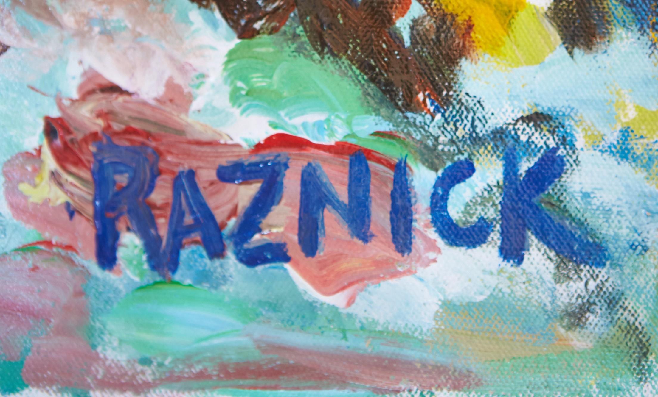 Robin Raznick Signature