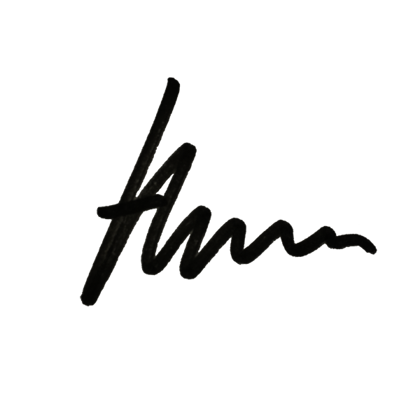 Hani Law Signature