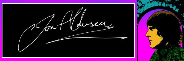 Jon Aldersea Signature