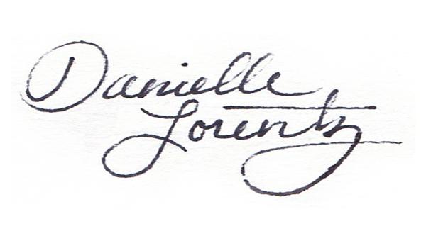 Danielle Lorentz Signature
