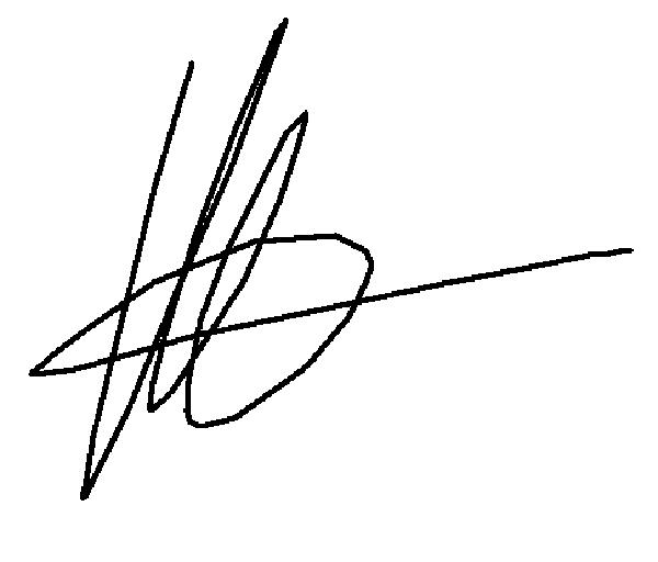 Yo-Xarek Wolter Signature