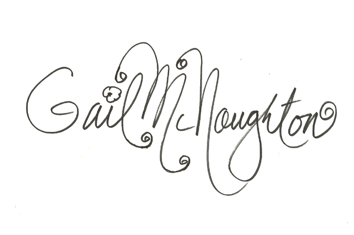 Gail McNaughton Signature