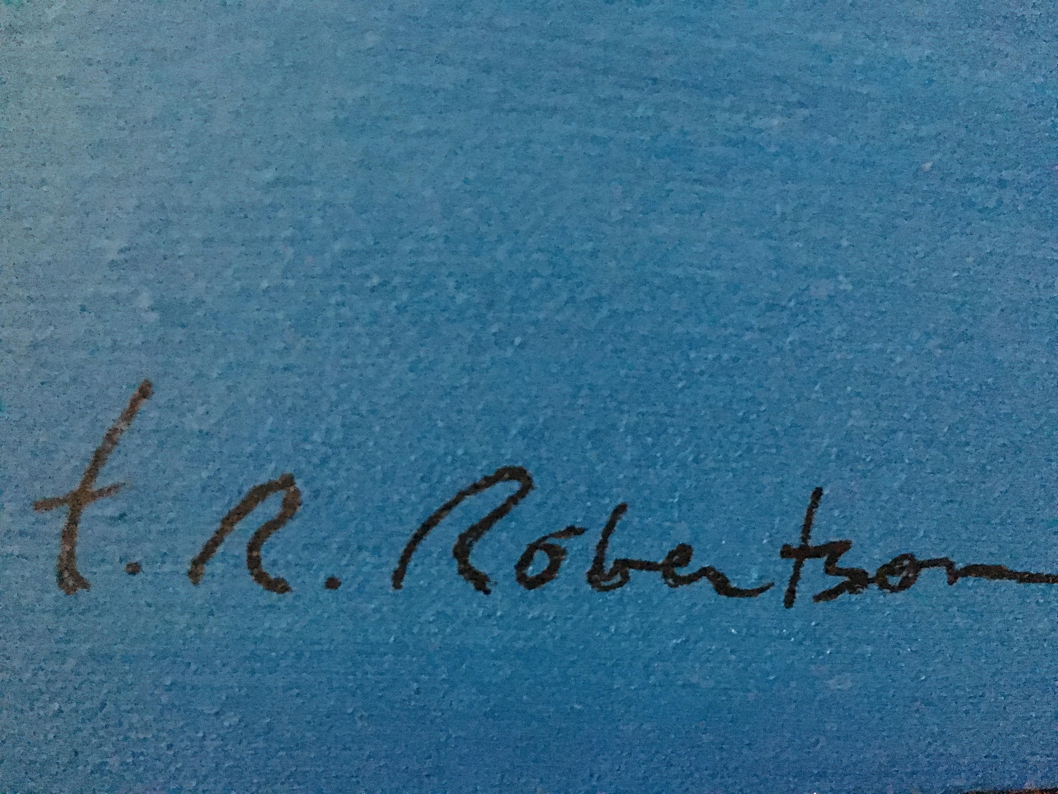 T. R. Robertson Signature
