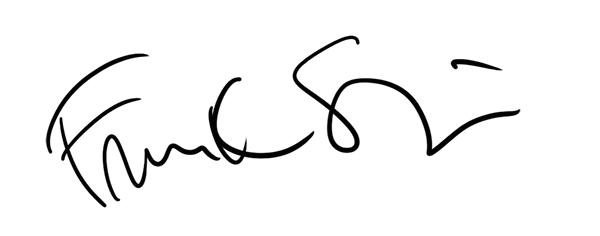 Frank Salcido Signature