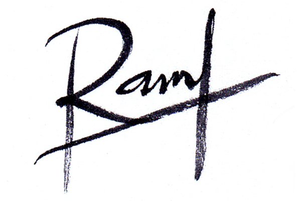 Ross Angelo Mendoza Signature