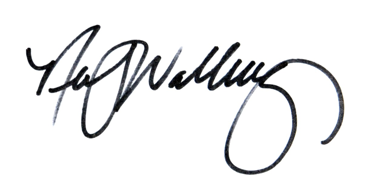 Neil Walling Signature