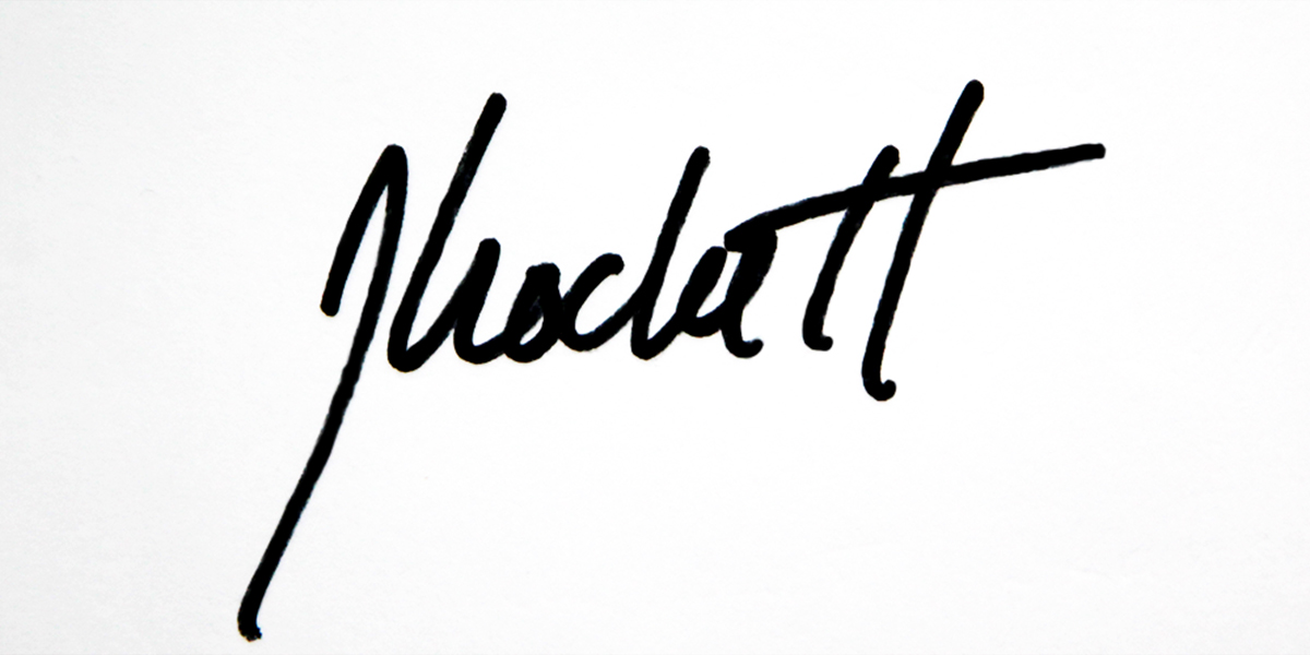 Jack Crockett Signature