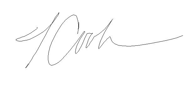 Teresa Cook Signature