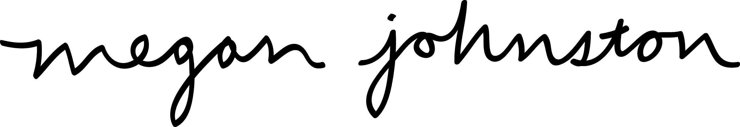 Megan Johnston Signature