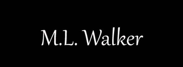 M.L. walker Signature