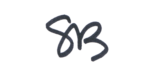 Sharon Steiner Signature