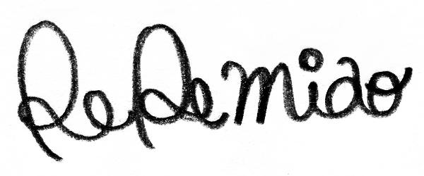 Hsiao-Rung Huang Signature