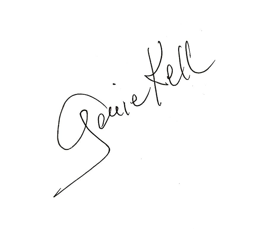 Genie Kell Signature