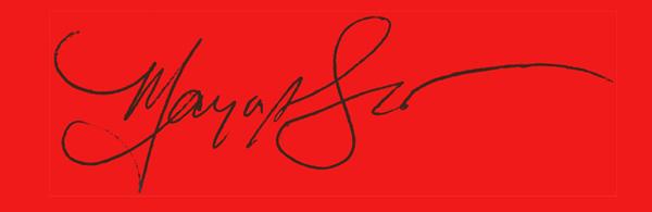 Margie Labadie Signature