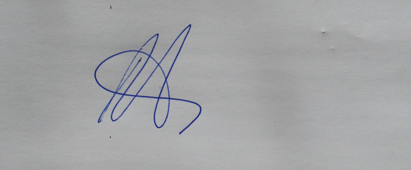 Michelle Thompson Signature