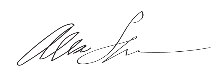 Alexandra Sternin Signature