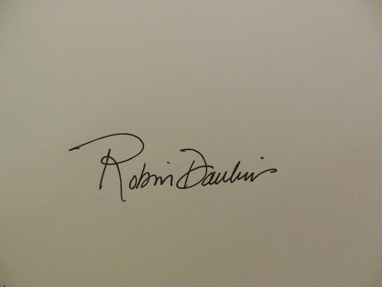 Robin Dawkins Signature