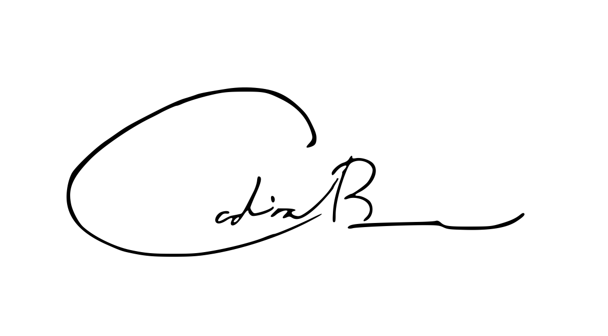 cADIA bRAIMA Signature